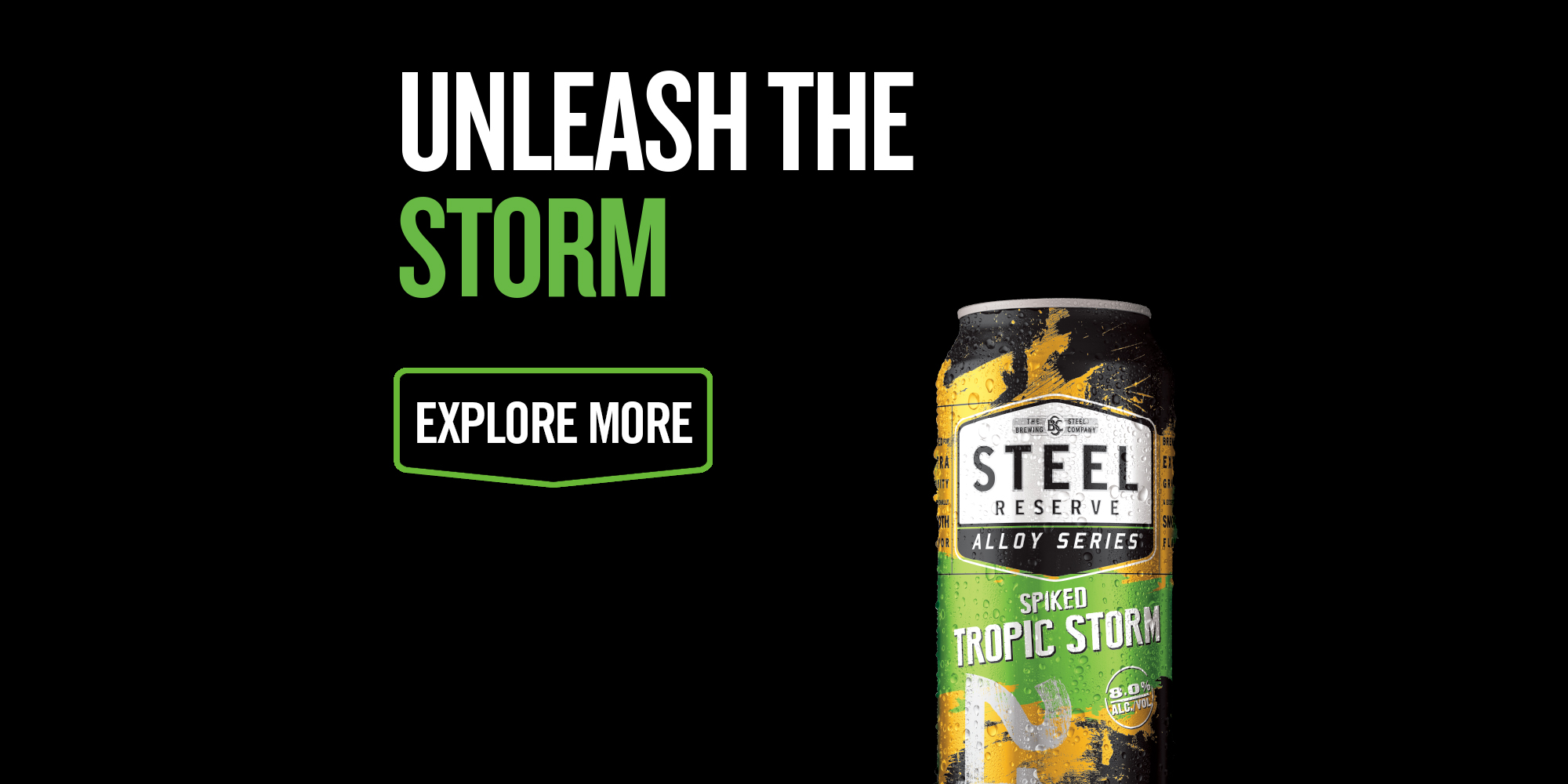 Spiked Tropic Storm