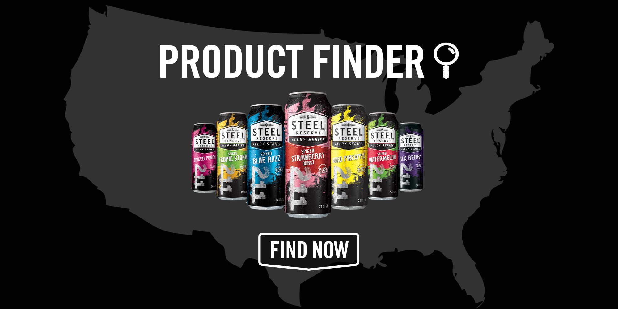 Steel Reserve Product Finder