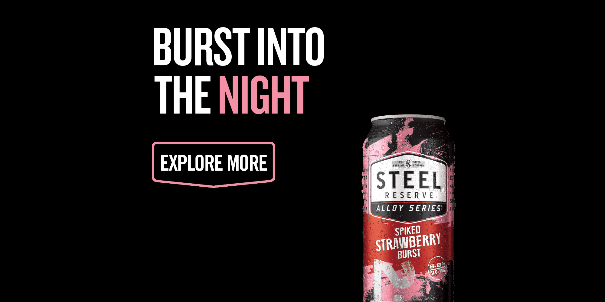 Explore Spiked Strawberry Burst