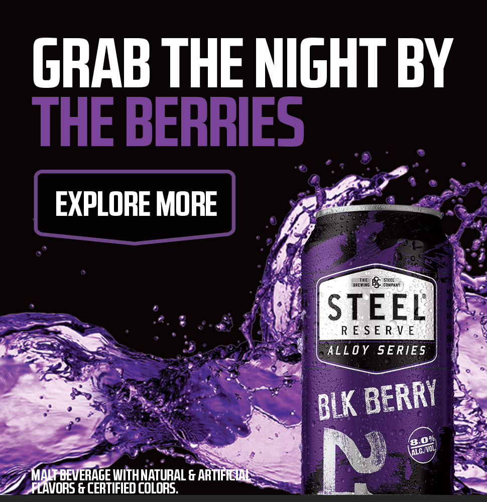 Blk Berry | Steel Reserve Alloy Series