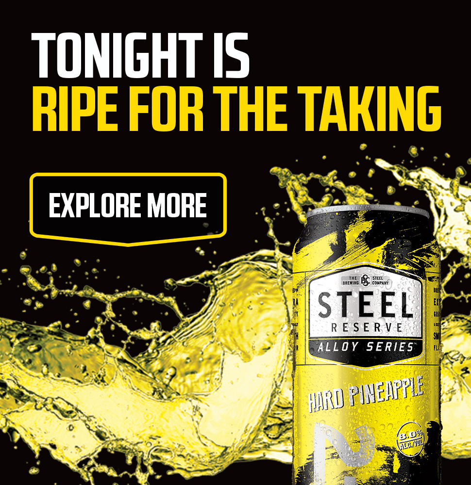 Hard Pineapple | Steel Reserve Alloy Series